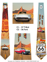 Route 66 Chevy